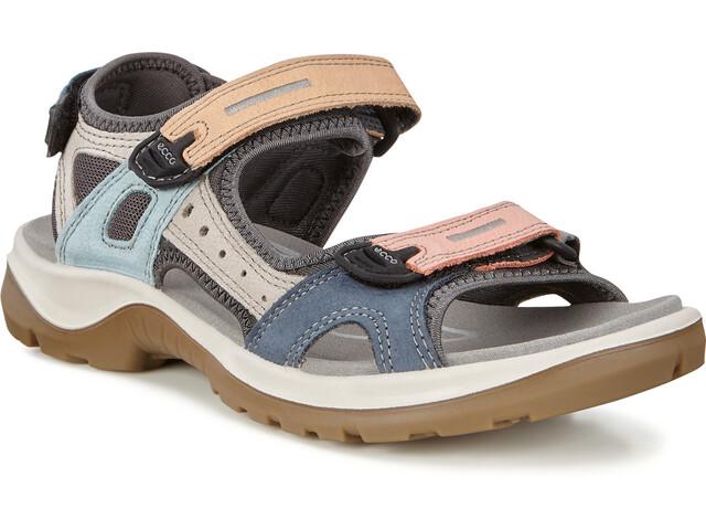 463f8d9bd89 ECCO Offroad Sandaler Damer farverig | Find outdoortøj, sko & udstyr ...